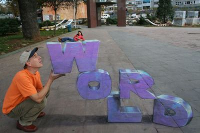 Concrete World